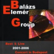 Best & LIVE 2001-2006 Concert in budapest - DVD